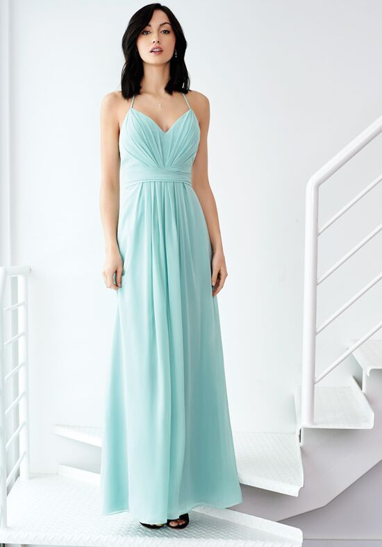 Colour by Kenneth Winston 5236L V-Neck Bridesmaid Dress
