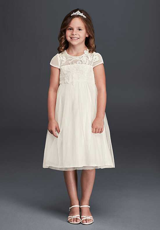 David's Bridal Flower Girl David's Bridal Style WG1360 Flower Girl Dress