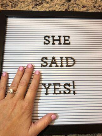 Kate Fischer And Kevin Burriesci Wedding Photo 1