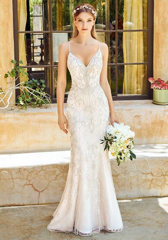 Val Stefani Willamina Mermaid Wedding Dress
