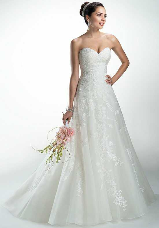 Maggie Sottero Delilah Wedding Dress photo