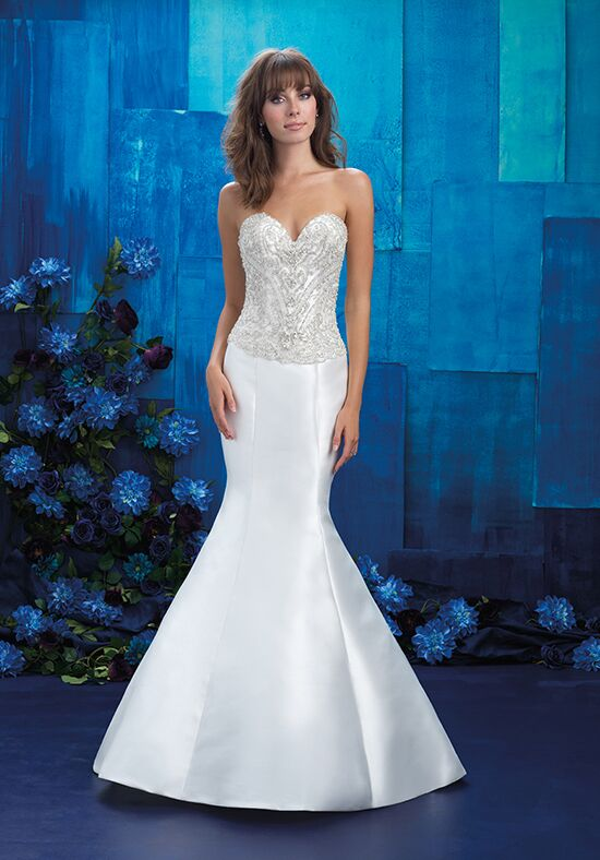 Allure Bridals 9423 Wedding Dress