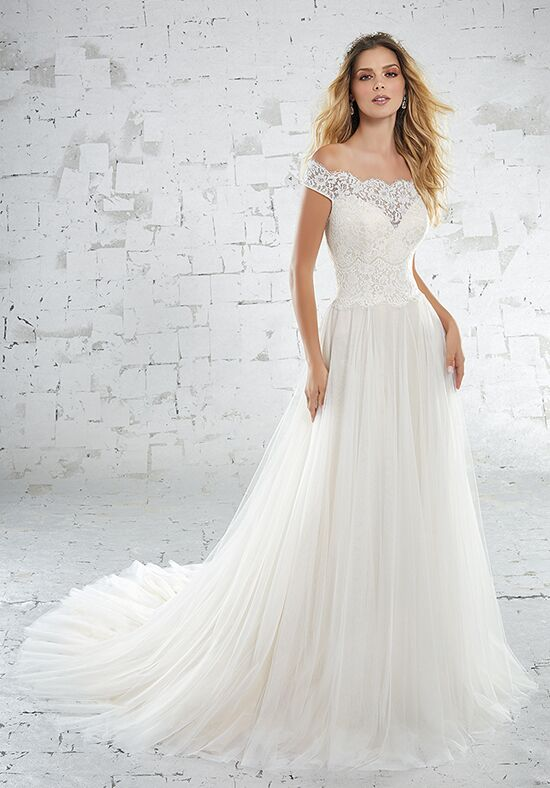 Morilee by Madeline Gardner/Voyage Kolette/6881 Ball Gown Wedding Dress