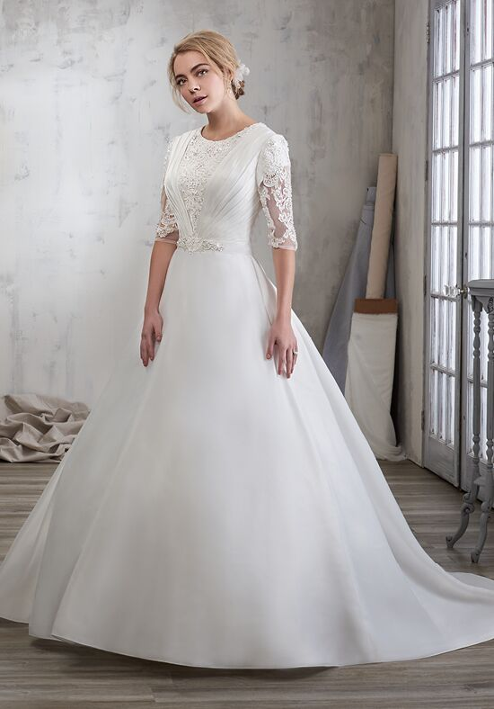 1 Wedding by Mary's Bridal 3Y703 Ball Gown Wedding Dress
