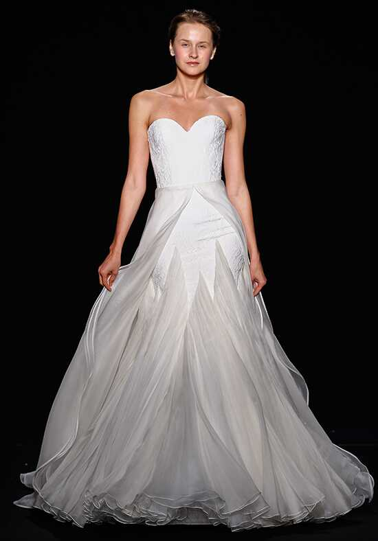 Mark Zunino for Kleinfeld 154 A-Line Wedding Dress