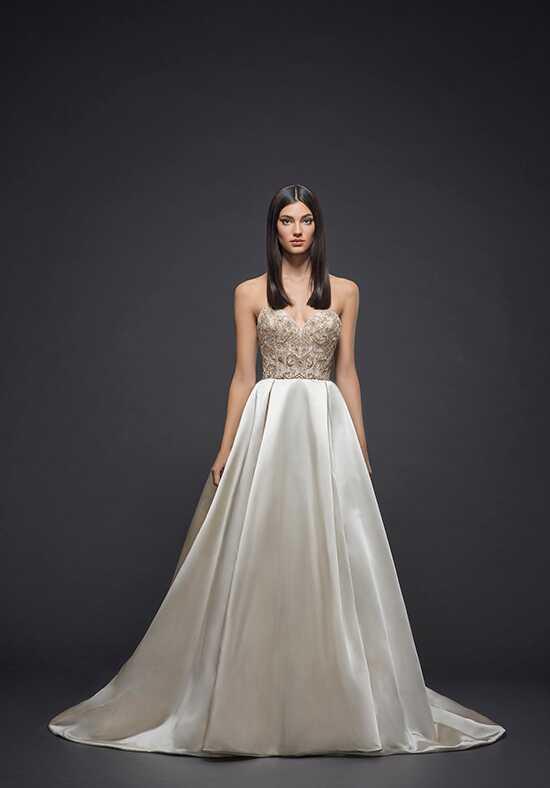 Lazaro wedding dresses lazaro junglespirit Image collections