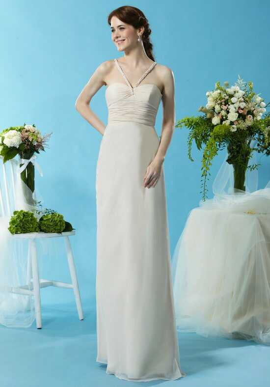 Eden Bridesmaids 7443 Sweetheart Bridesmaid Dress