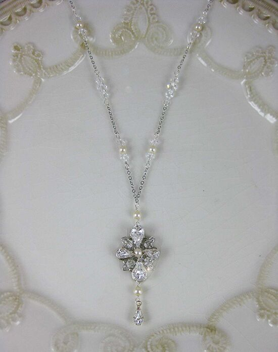 Everything Angelic Ana Necklace - n179 Wedding Necklace photo