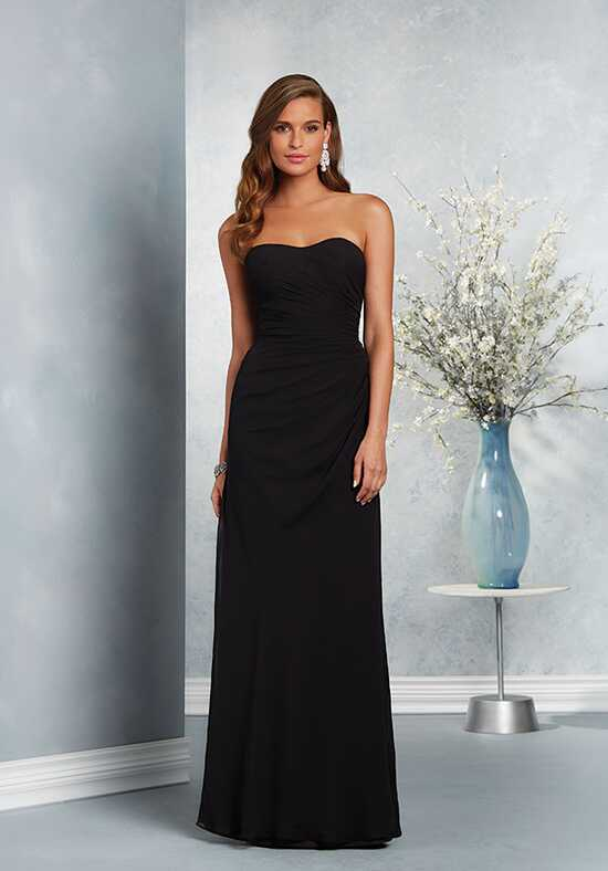 Alfred Angelo Signature Bridesmaids Collection 7418 Strapless Bridesmaid Dress