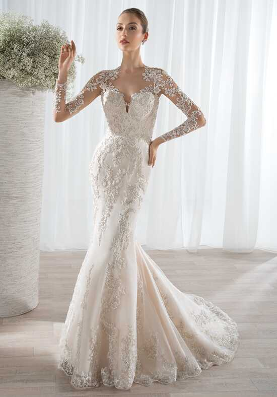 Demetrios 633 Mermaid Wedding Dress