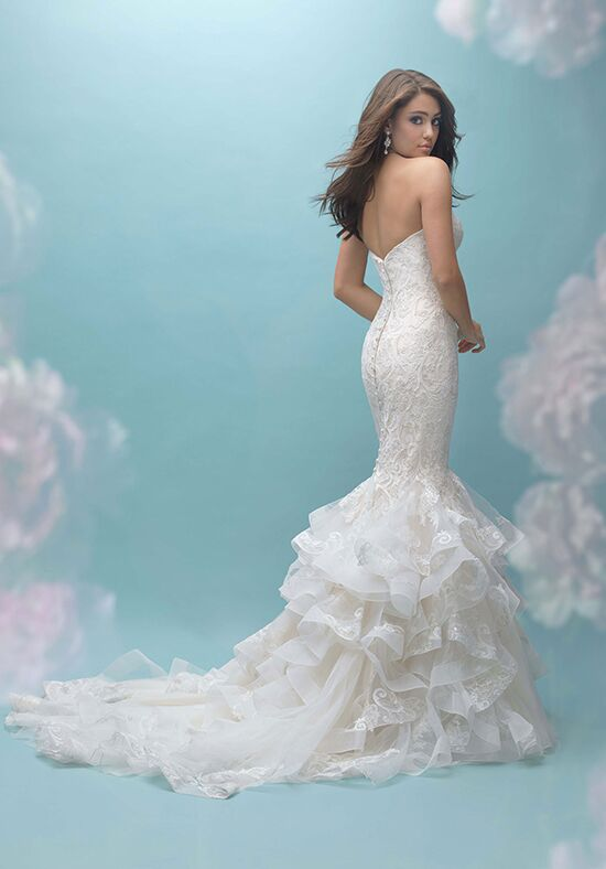 Allure Bridals 9456 Wedding Dress