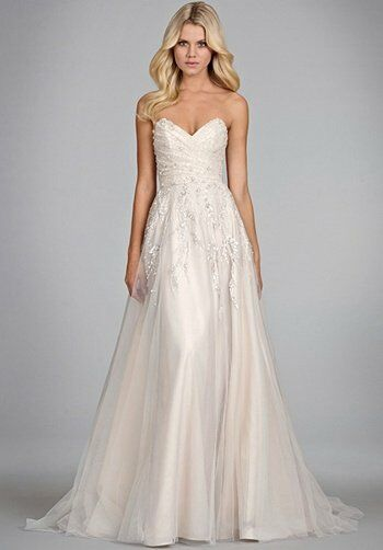 Hayley Paige 6412 Star Wedding Dress The Knot - Star Wedding Dress