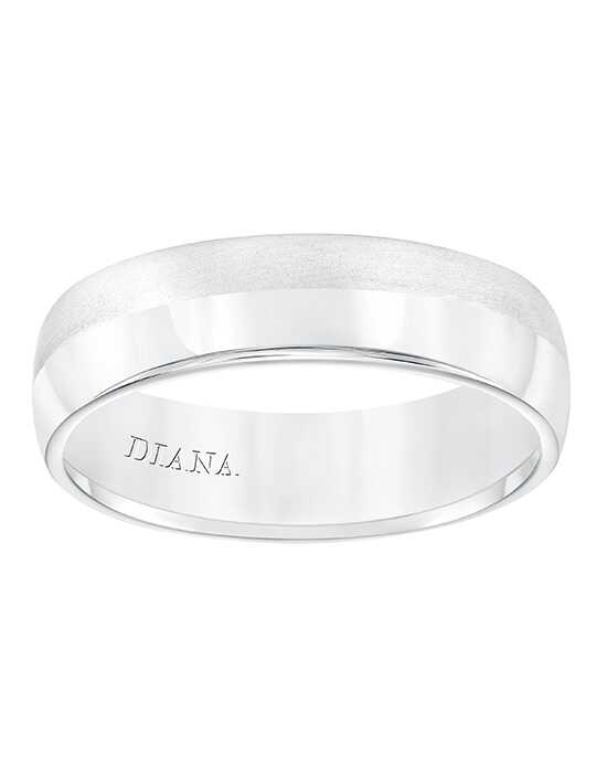 Diana 11-N8659W6-G White Gold Wedding Ring