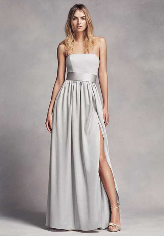 White by Vera Wang Collection White by Vera Wang Style VW360307 Strapless Bridesmaid Dress