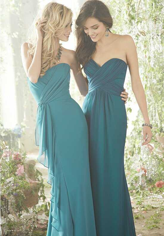 Hayley Paige Occasions 5424 Bridesmaid Dress photo