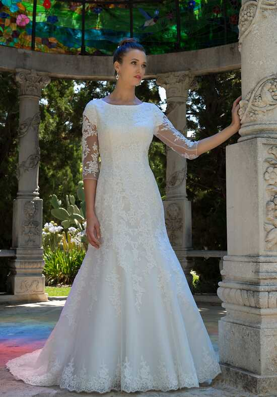 Temp Bridal TB7716 Mermaid Wedding Dress