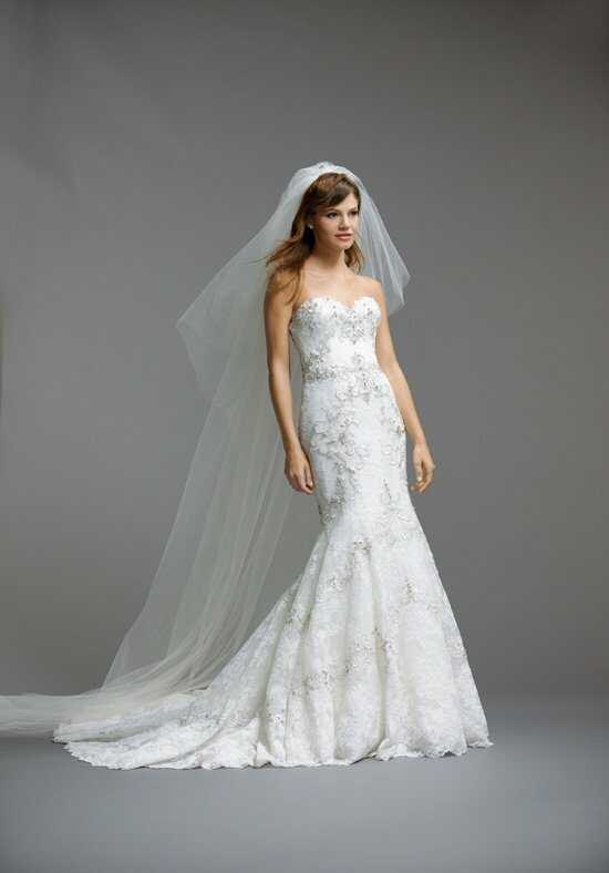 Watters Brides 5014B Mermaid Wedding Dress