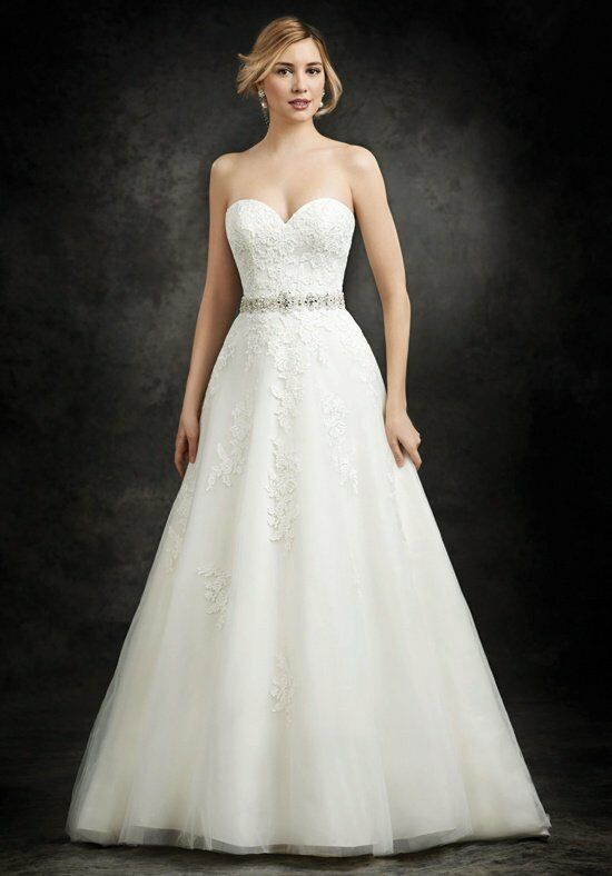 Ella Rosa BE248 A-Line Wedding Dress