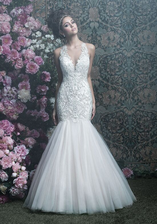 Allure Couture C402 Mermaid Wedding Dress