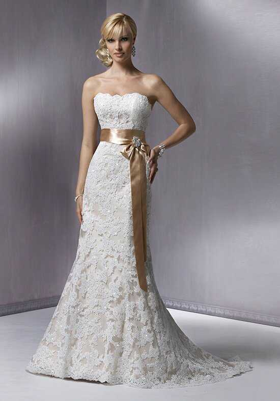 Maggie Sottero Karena Royale A-Line Wedding Dress