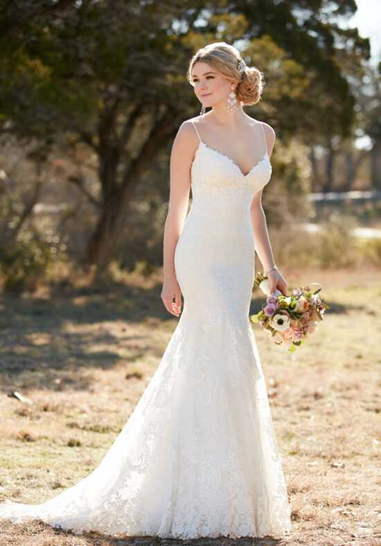 Essense of Australia D2143 Wedding Dress photo