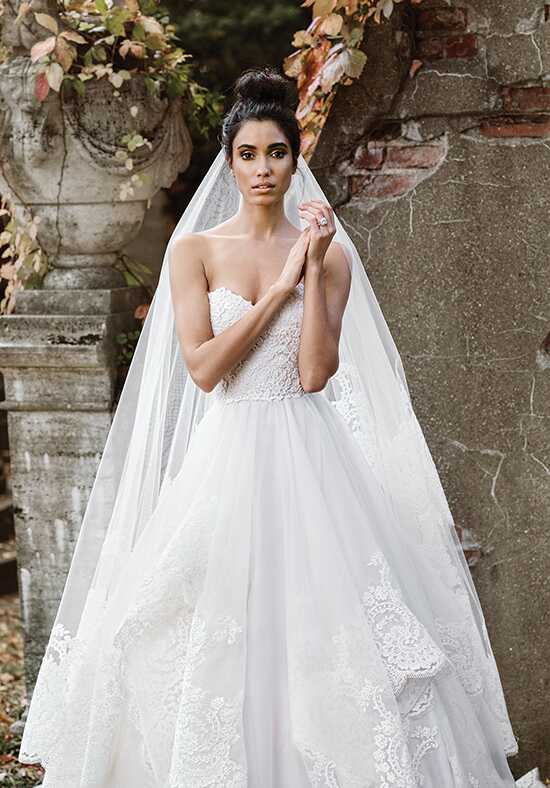 Justin Alexander Signature 9868 Ball Gown Wedding Dress