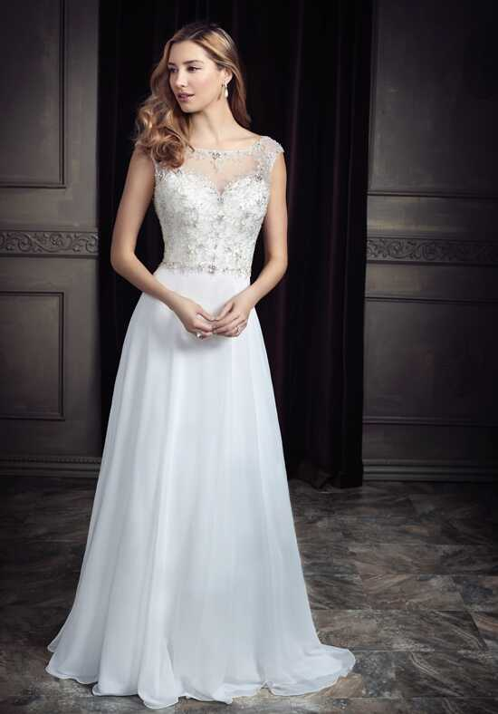Kenneth Winston: Ella Rosa Collection BE329 A-Line Wedding Dress