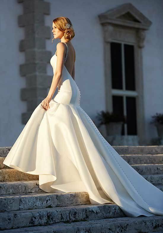 Martina Liana 735 Mermaid Wedding Dress