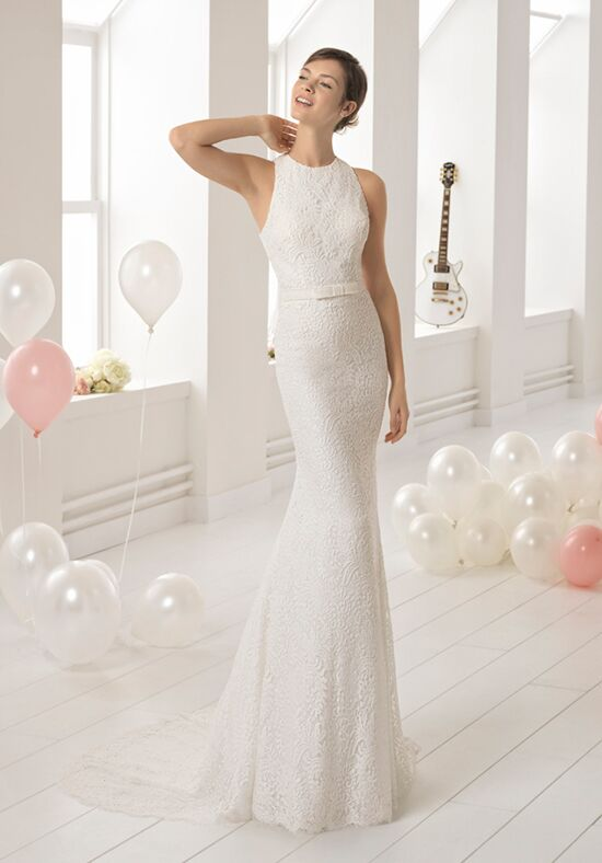 Aire Barcelona BALTASAR Mermaid Wedding Dress