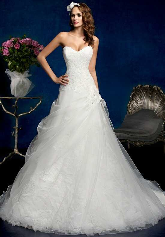 KITTYCHEN Couture FARRAH, H1334 A-Line Wedding Dress