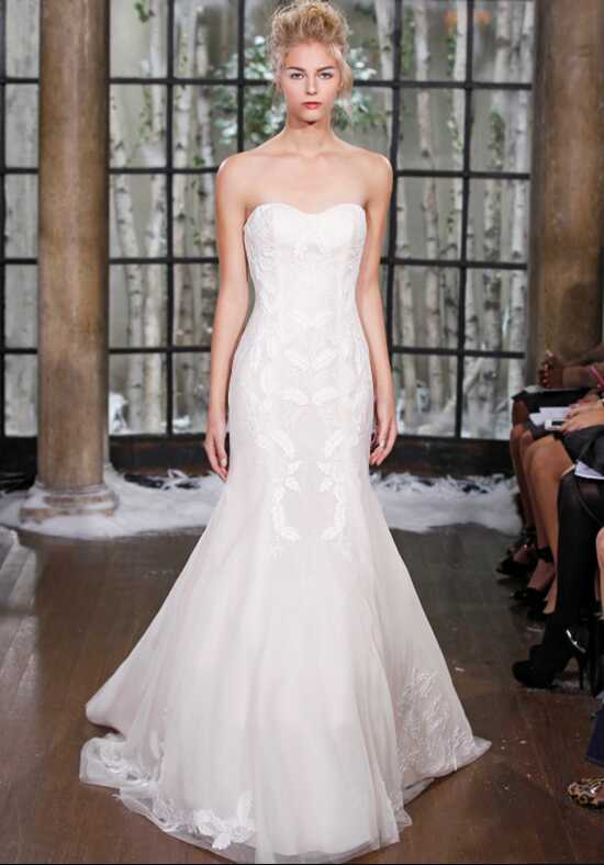 Ines Di Santo Almada Mermaid Wedding Dress