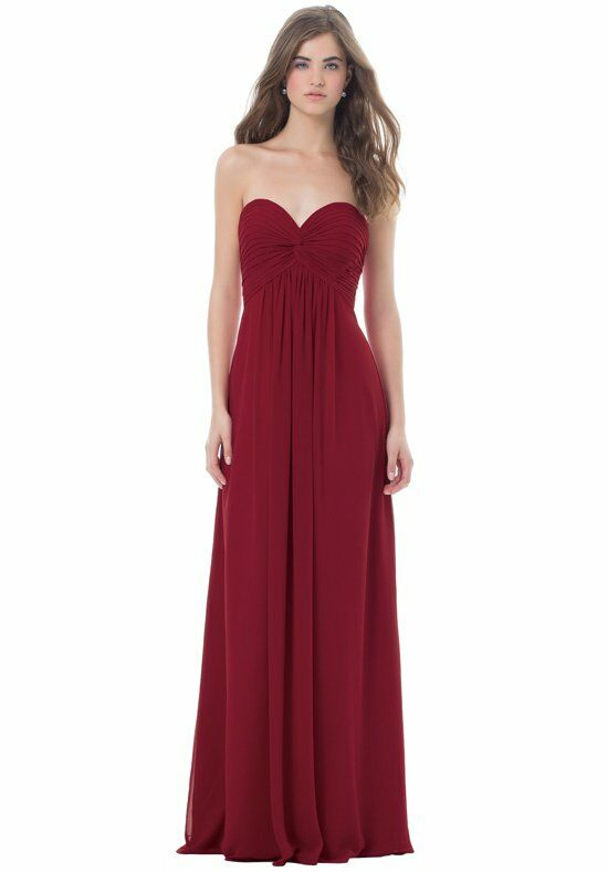 Bill Levkoff 479 Sweetheart Bridesmaid Dress