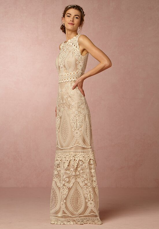 Bhldn roane gown wedding dress the knot for How do you preserve a wedding dress