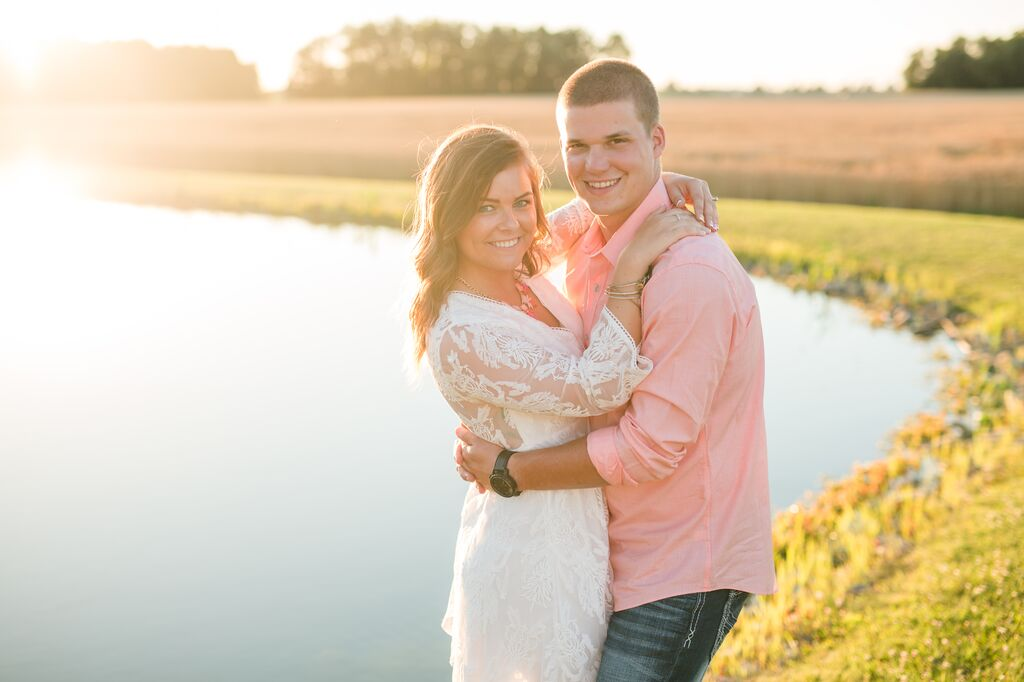 taylor posey and kyle hyers wedding website