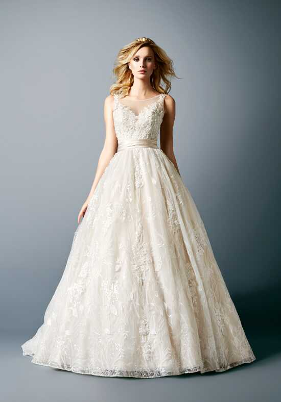 Val Stefani D8113 Ball Gown Wedding Dress