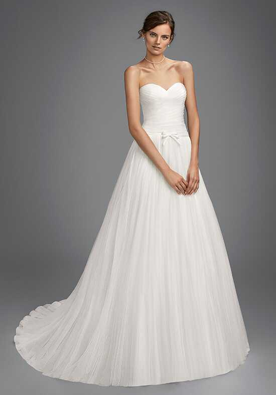 Luna Novias HEMINA A-Line Wedding Dress