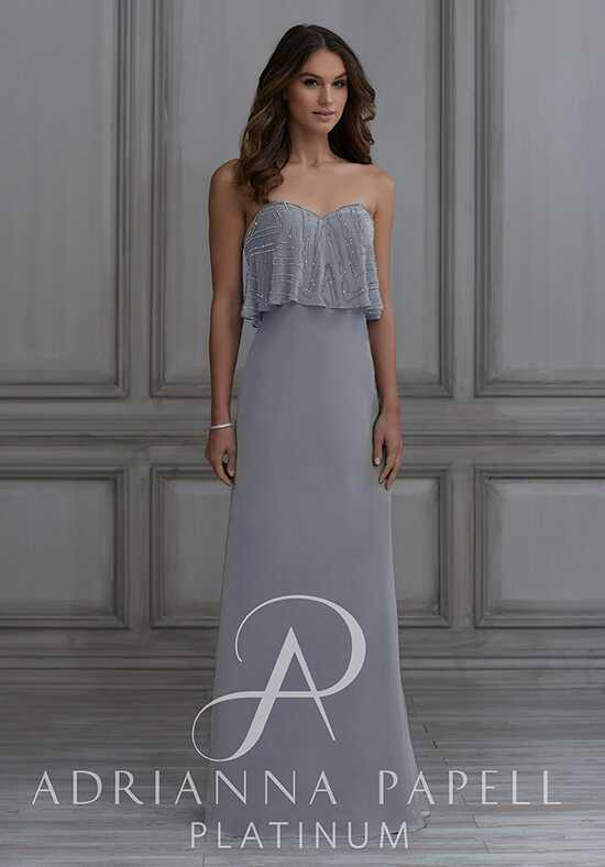 Adrianna Papell Platinum 40127 Sweetheart Bridesmaid Dress