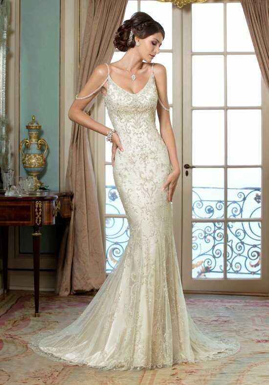 KITTYCHEN Couture SIRI, H1414 Sheath Wedding Dress