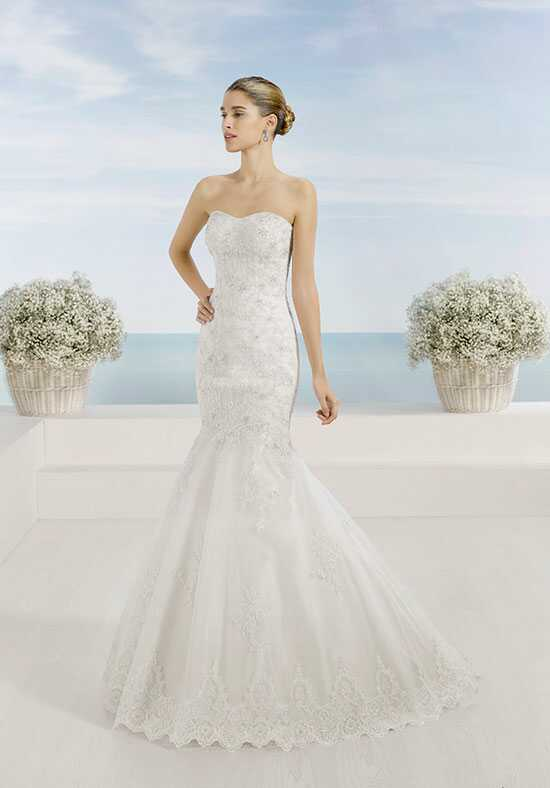 Luna Novias TULIPAN Mermaid Wedding Dress