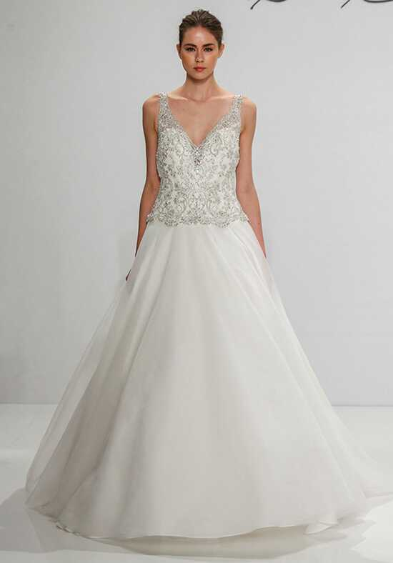 Dennis Basso for Kleinfeld 14112N A-Line Wedding Dress