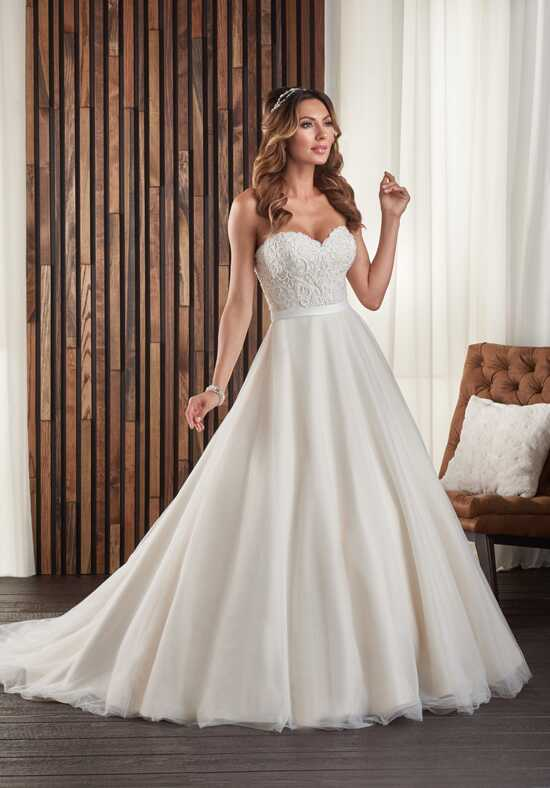 Bonny Bridal 716 A-Line Wedding Dress