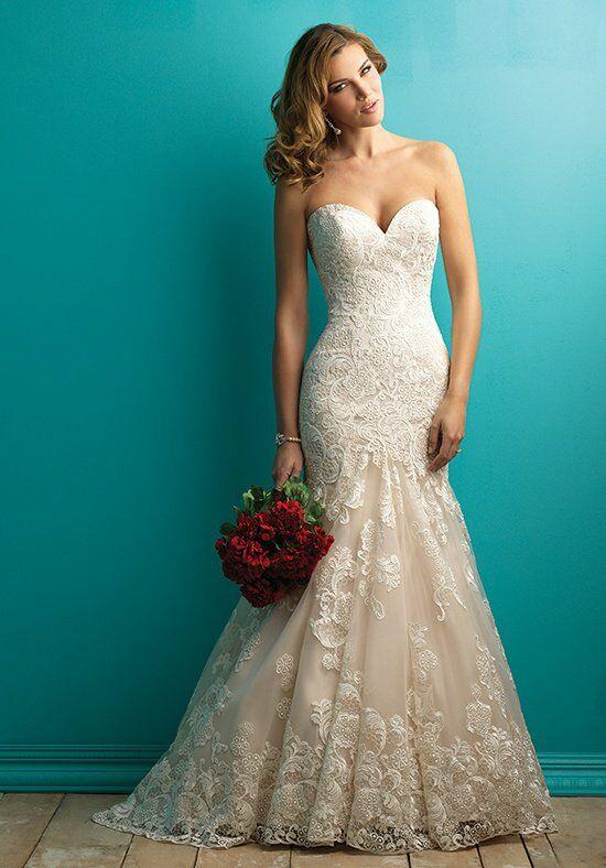 Allure Bridals 9257 Wedding Dress - The Knot