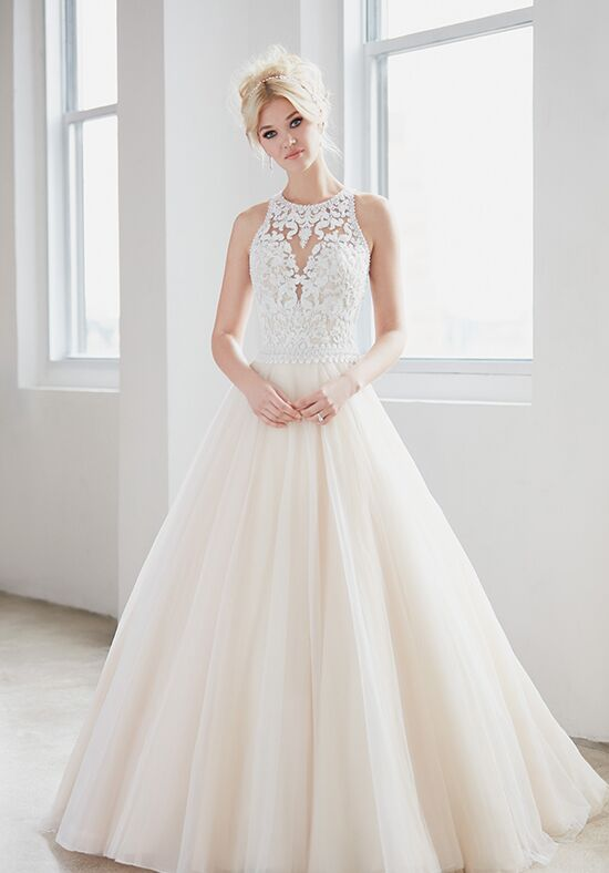 Madison James MJ352 A-Line Wedding Dress