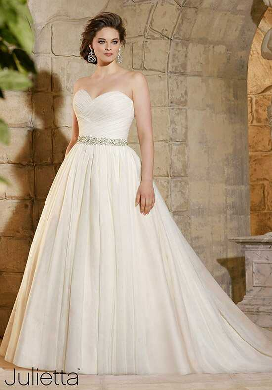 Morilee by Madeline Gardner/Julietta 3182 Ball Gown Wedding Dress