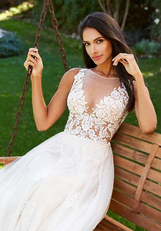 Moonlight Collection J6578A A-Line Wedding Dress