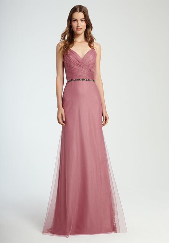 Monique Lhuillier Bridesmaids 450337 Sweetheart Bridesmaid Dress