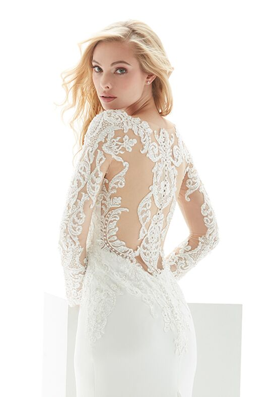 Madison James MJ414 Sheath Wedding Dress