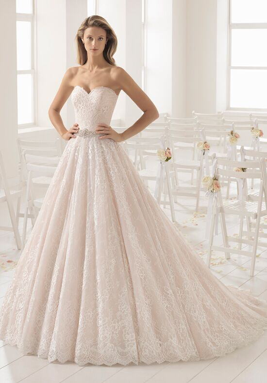 Aire Barcelona BERTA Ball Gown Wedding Dress
