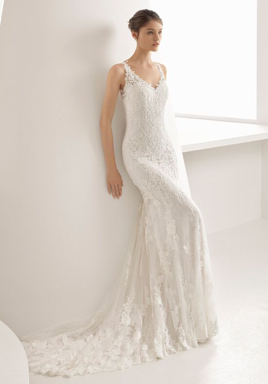 Rosa Clará Abanto Mermaid Wedding Dress