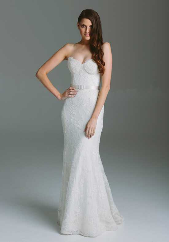 KAREN WILLIS HOLMES Annika Mermaid Wedding Dress
